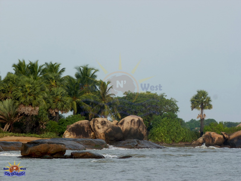 69 - Unbelievable Batti - East N' West On Board - Tours in Sri Lanka